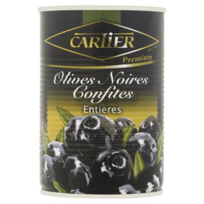 Cartier Olijven zwart heel