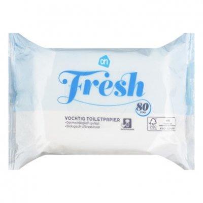 Huismerk Vochtig toiletpapier fresh