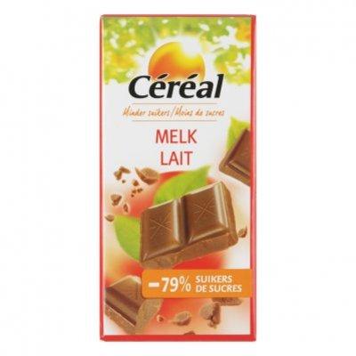 Céréal Chocoladetablet melk