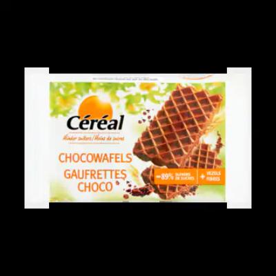 Céréal Minder Suikers Chocowafels