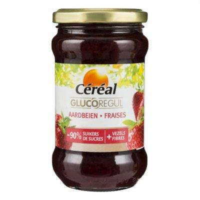 Céréal Gluco control aardbeien