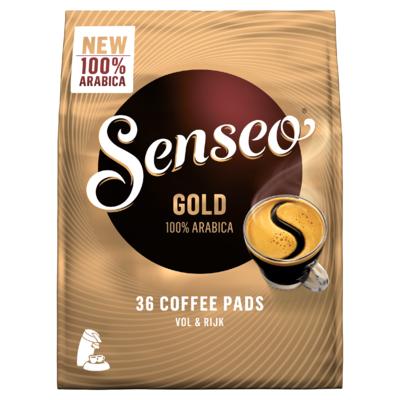 SENSEO Gold Koffiepads 36 Stuks