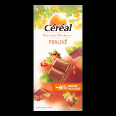 Céréal Minder Suikers Praliné