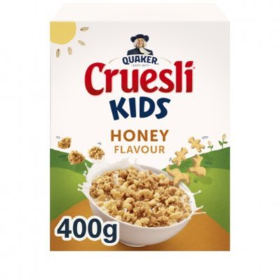 Quaker Kids honey