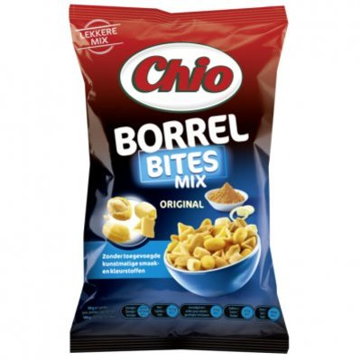 Chio Borrel bites original