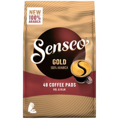 Senseo Koffiepads gold