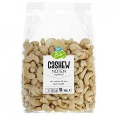 Huismerk Biologisch Cashews