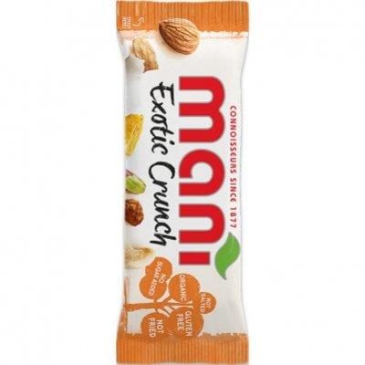 Mani Organic exotic crunch