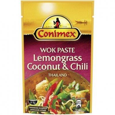 Conimex Wok paste lemongrass & chili