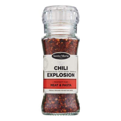 Santa Maria Chili Explosion