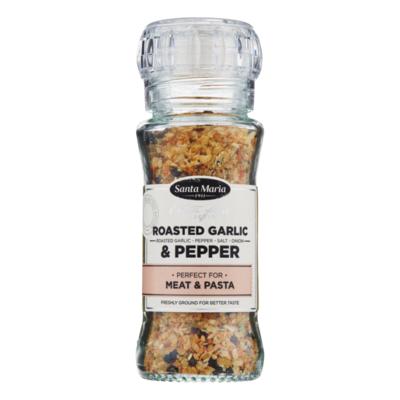 Santa Maria Roasted Garlic & Pepper