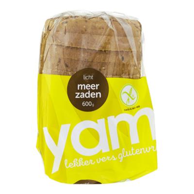 Yam Licht meerzaden glutenvrij