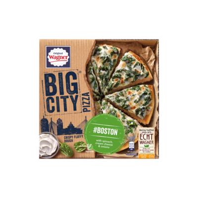 Original Wagner Big City Pizza Boston