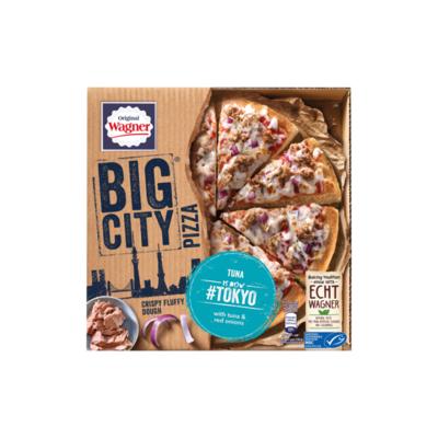 Original Wagner Big City Pizza Tokyo