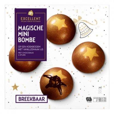 Huismerk Mini bombes chocolade