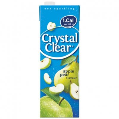 Crystal Clear Apple pear