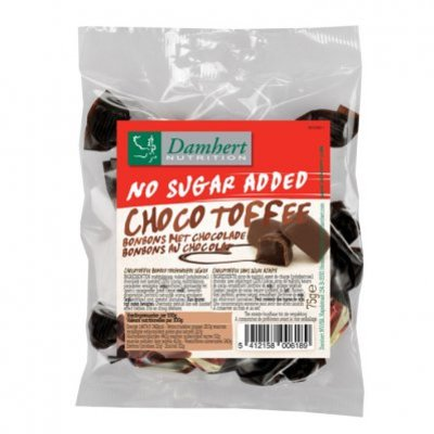 Damhert Chocotoffee suikervrij