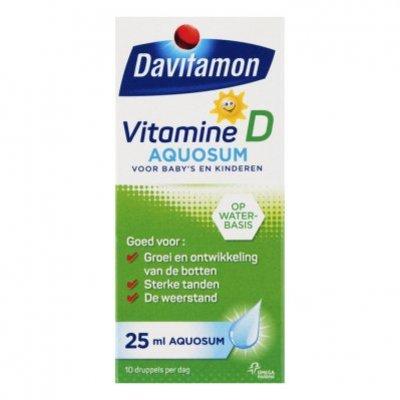 Davitamon Vitamine D aquosum 0-4 jaar
