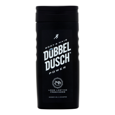 Dobbel Dusch Power Shower Gel & Shampoo