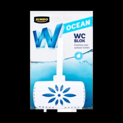Huismerk WC Blok Ocean