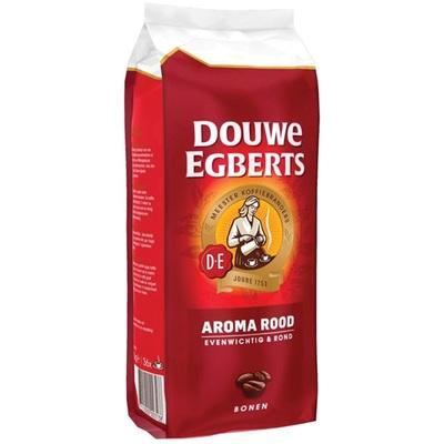 Douwe Egberts koffiebonen aroma rood