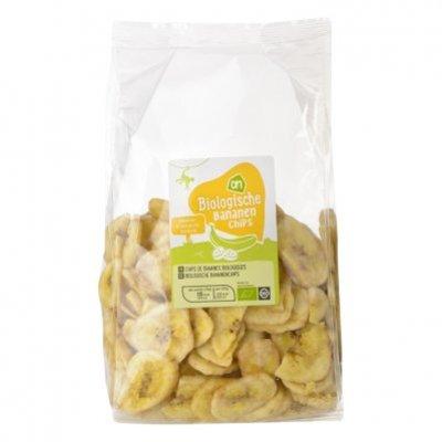 Huismerk Biologisch Bananenchips