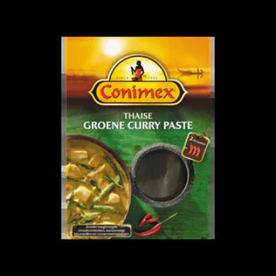 Conimex Curry Paste Groene 2 Porties