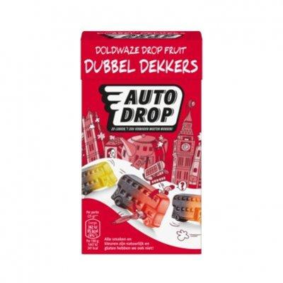 Autodrop Dubbeldekkers