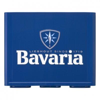 Bavaria Bier krat 12-fles