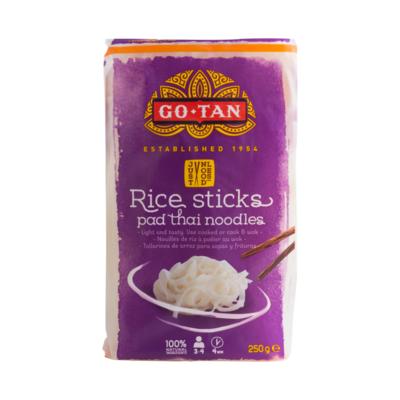 Go-Tan Rice Sticks Pad Thai Noodles