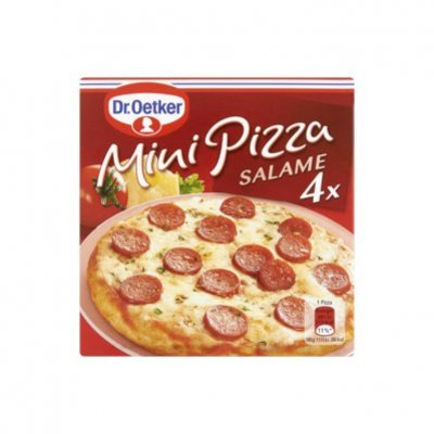 Dr. Oetker Mini pizza salami