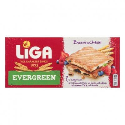 Liga Evergreen biscuits bosvruchten