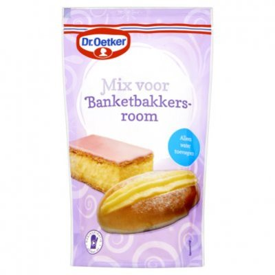 Dr. Oetker Mix voor banketbakkersroom