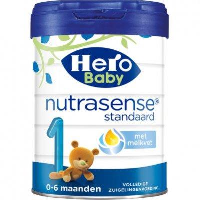 Hero Baby Nutrasense zuigelingenvoeding 1 (0-6m)