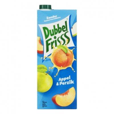 DubbelFrisss Appel & perzik