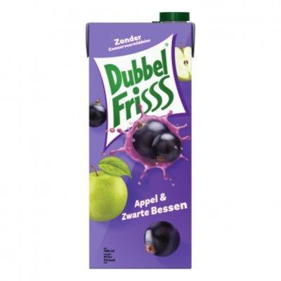 DubbelFrisss Appel & zwarte bes