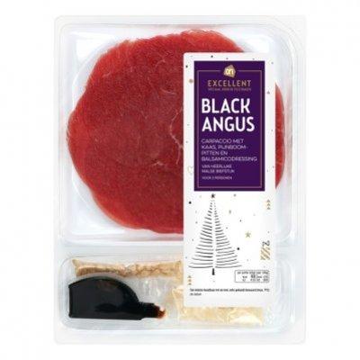 Huismerk Black Angus carpaccio