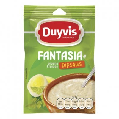 Duyvis Dipsaus mix fantasia