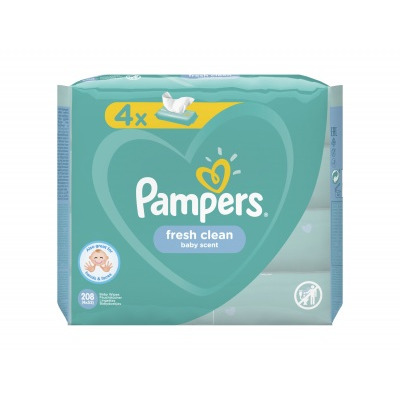 Pampers Doekjes clean