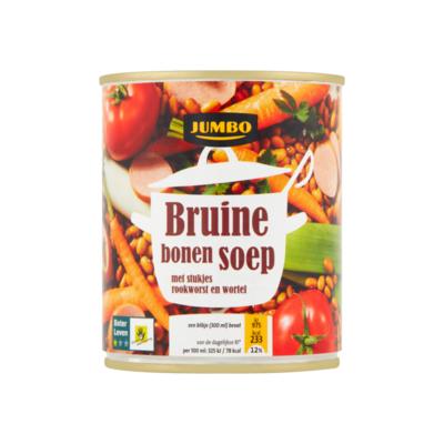 Huismerk Bruine Bonensoep