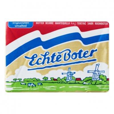 Echte Boter Pakje ongezouten
