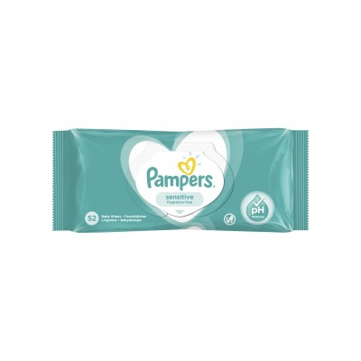 Pampers Doekjes sensitive