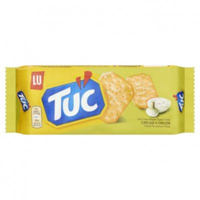 LU Tuc crackers sour cream & onion