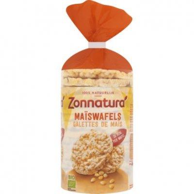 Zonnatura Maïswafels