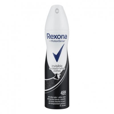 Rexona Deodorant spray women invisible diamond