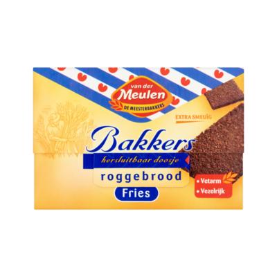 Van Der Meulen Bakkers Roggebrood Fries