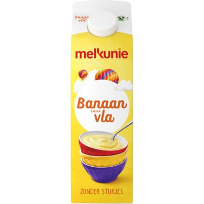 Melkunie Banaansmaak Vla
