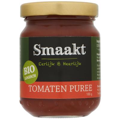 Smaakt Tomatenpuree