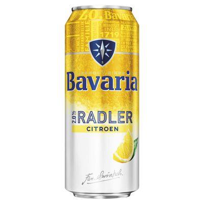 Bavaria Radler Citroen Blik