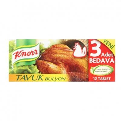 Knorr Tavuk bulyon (kippenbouillon)
